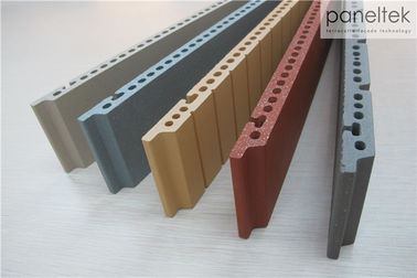 Good Quality Terracotta Facade Panels & F18 Terracotta External Wall Ceramic Panels , Outside Wall Cladding Panels on sale