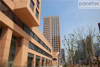 China Building Exterior Wall Cladding Eco Friendly Material Terracotta Panels factory