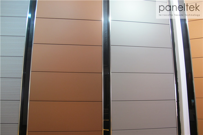 Sound Insulation Decorative Exterior Wall Panels For Terracotta ...