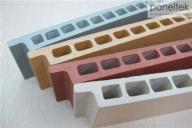 Waterproof Terracotta Cladding Insulated Building Panels With Wind Resistance