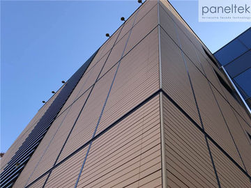 Terracotta Architectural Facade Systems With Eco - Friendly Recyclable Material