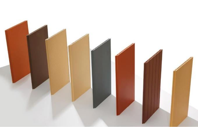 18mm thickness Wall Cladding Panels Architectural Terracotta Panels F18 series
