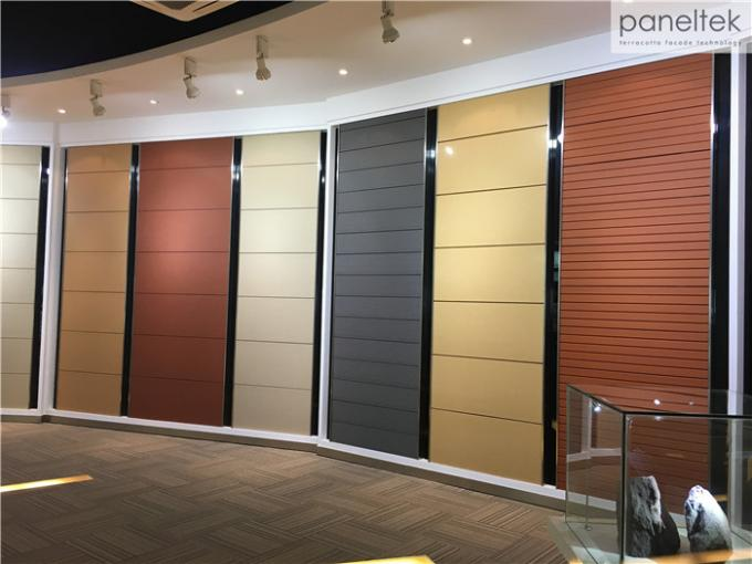 Anti Fire Modern Exterior Wall Cladding Panels For
